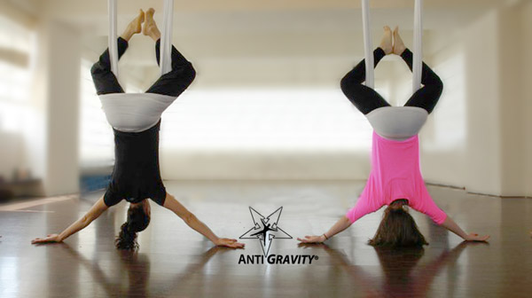 Antigravity fitness cover